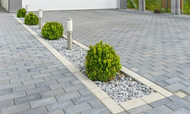 A Variety of Pavers for Hardscaping Inspiration