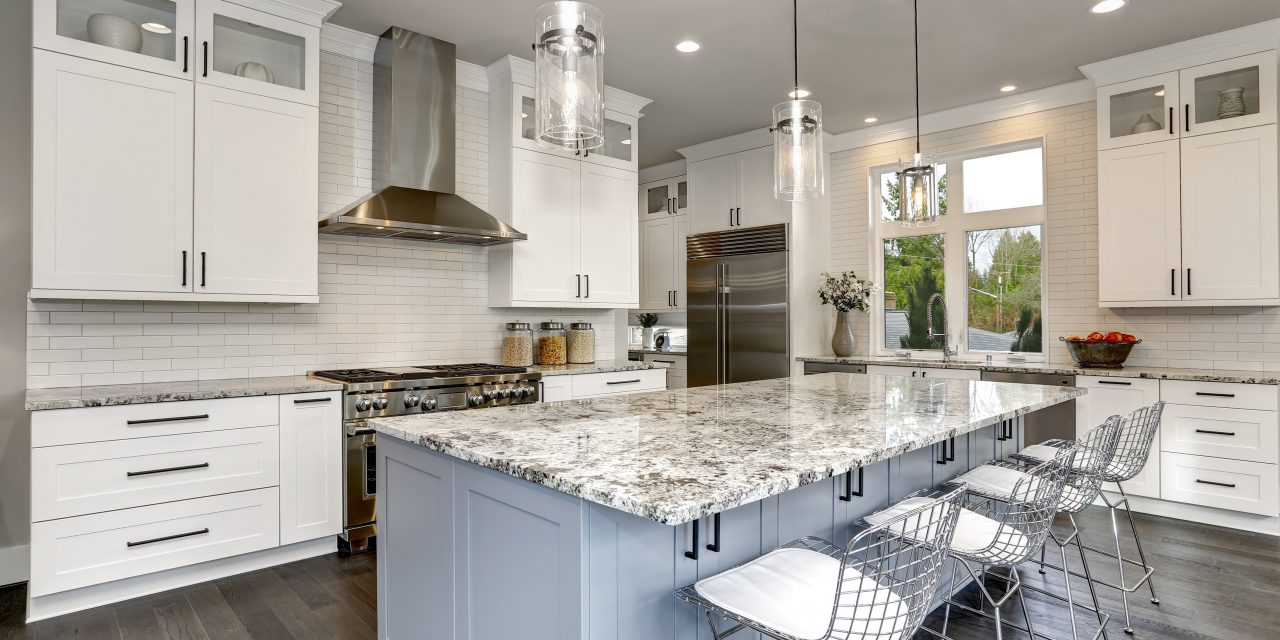To Have And Have Not: Kitchen Islands